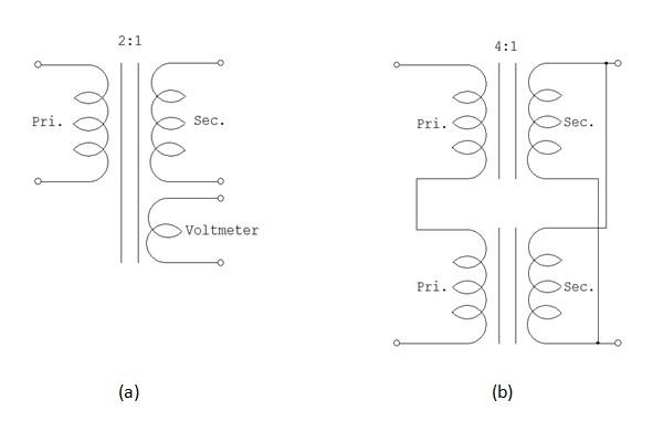 Figure 1 Injection Transformer Schematic