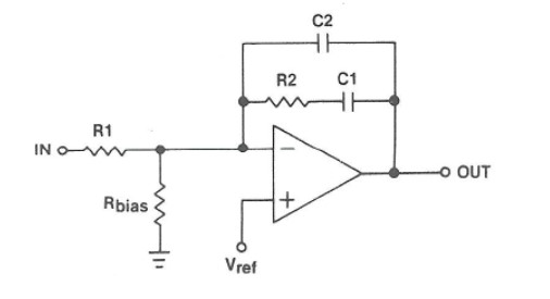 Type 2 Amplifier Schematic