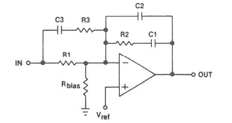 Type 3 Amplifier Schematic