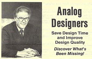 An Introduction to Dr. R. David Middlebrook's Design-Oriented Analysis